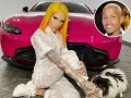 Jeffree Star Boyfriend Andre Marhold Have Design Meeting New Custom Cotton Candy Car