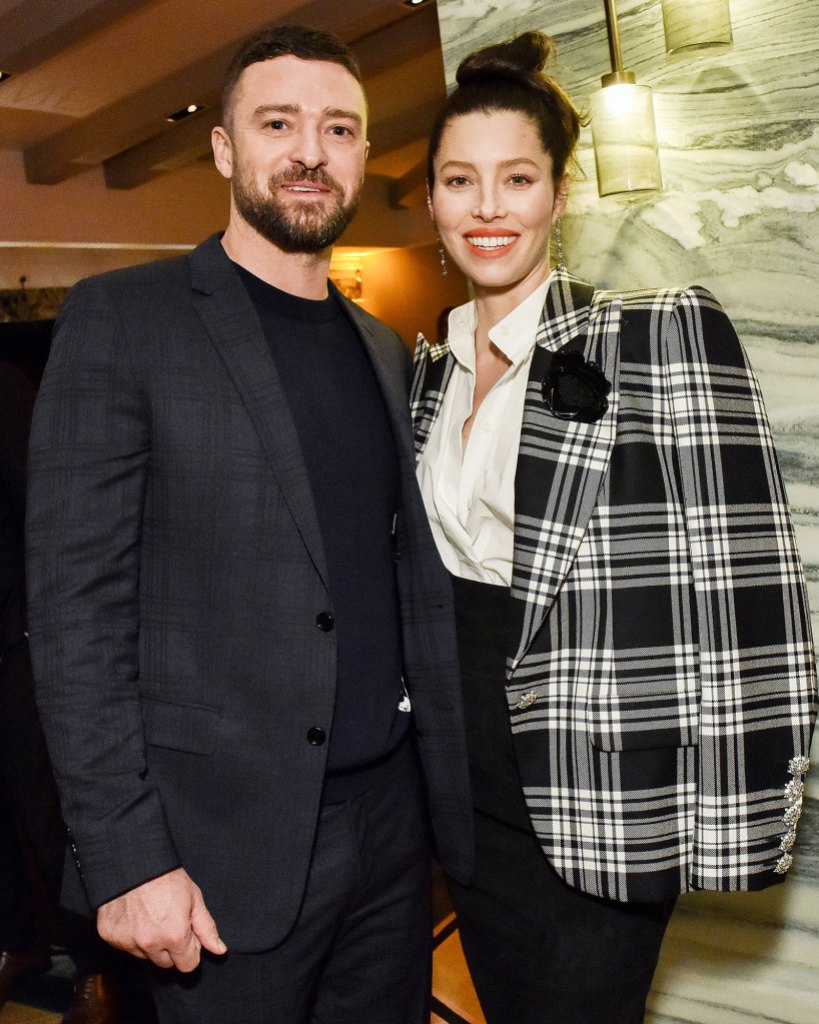 Justin Timberlake Jessica Biel Great Place After Baby No 2