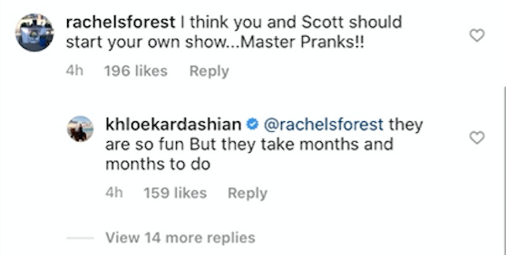 Khloe Kardashian Hints at Spinoff Series With Scott Disick