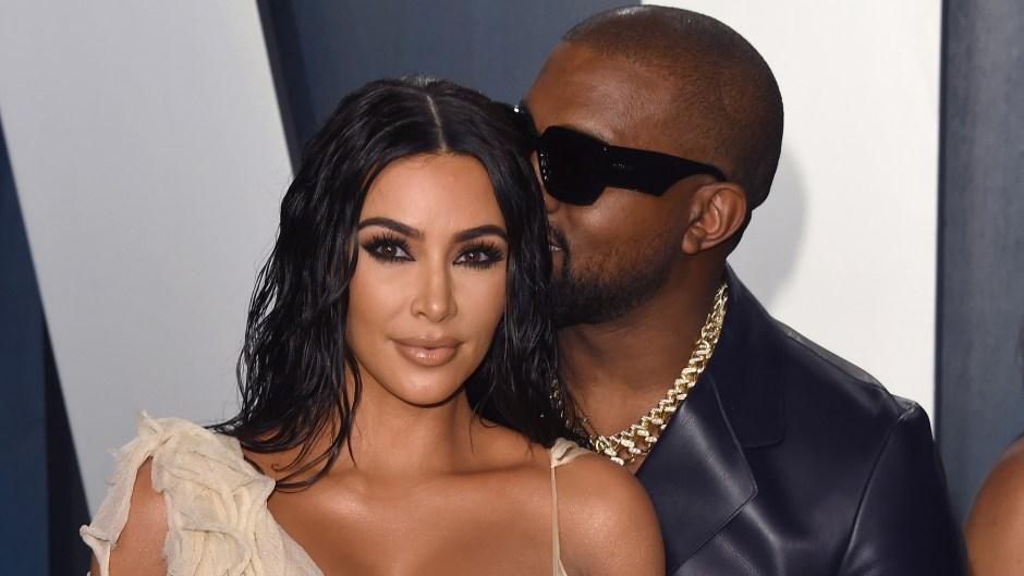 Kanye West Wines and Dines Kim Kardashian Amid Marital Drama