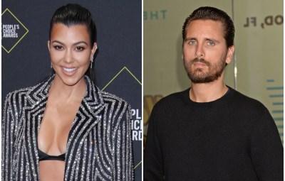 Kourtney Kardashian Shares Scott Disick 'KUWTK' Throwback Photo