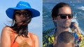 Kourtney Kardashian and Scott Disick Go Boating With Reign