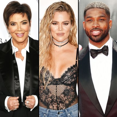 Kris Jenner Responds to Khloe and Tristan Having Baby Number 2