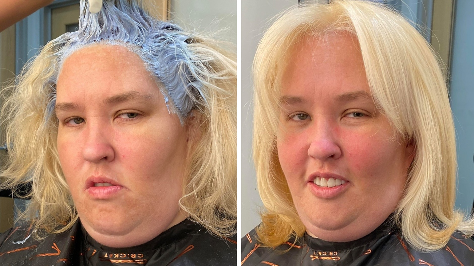 Mama June Gets Pampered Ahead of Dramatic Makeover