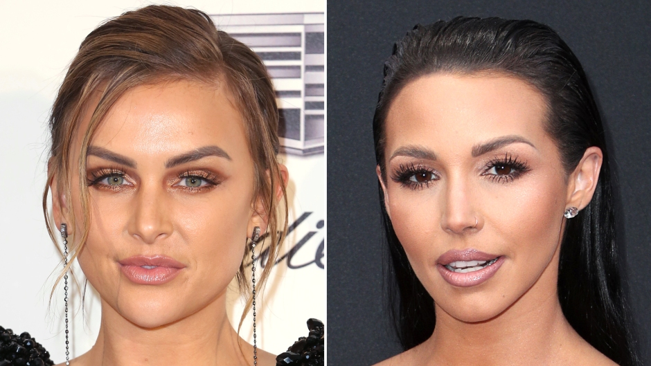 Pregnant Lala Kent Claps Back at Costar Scheana Marie's Claims About Their Falling Out
