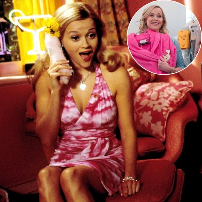 Reese Witherspoon Closet Makeover Is Legally Blonde Fan Dream