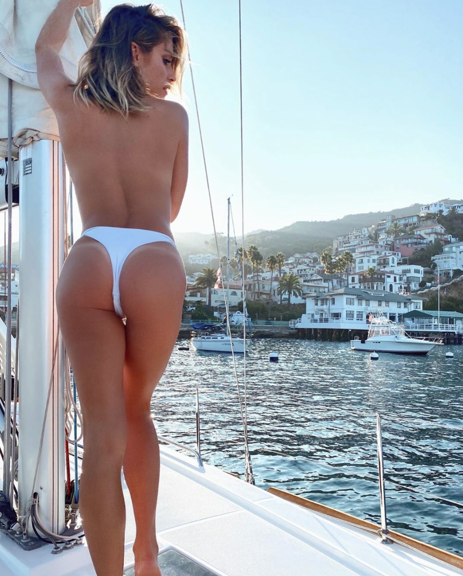 Kristin Cavallari Bikini Photo