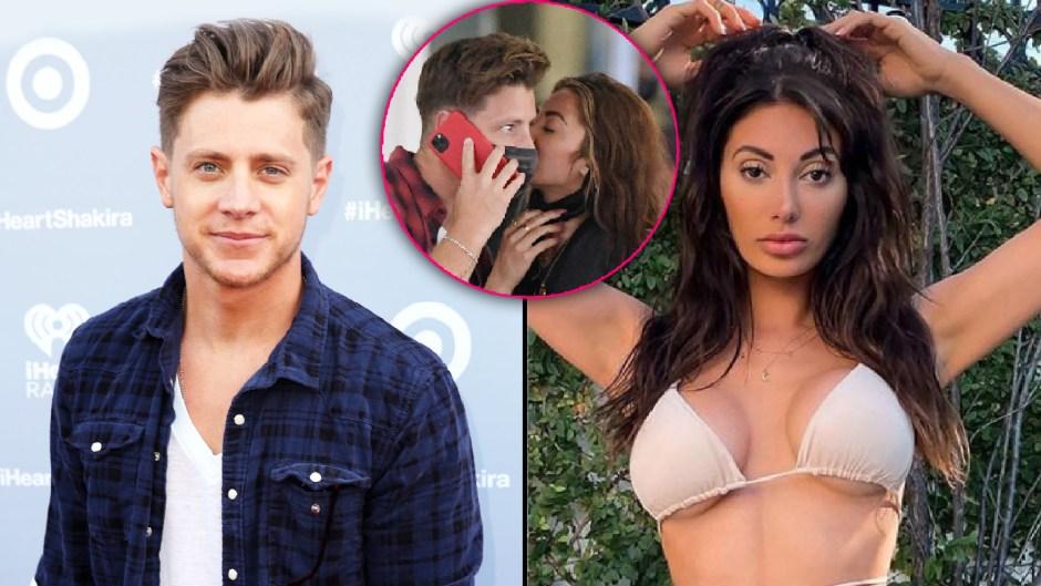 Star Francesca Farago Packs on PDA with Bachelorette Alum Jef Holm