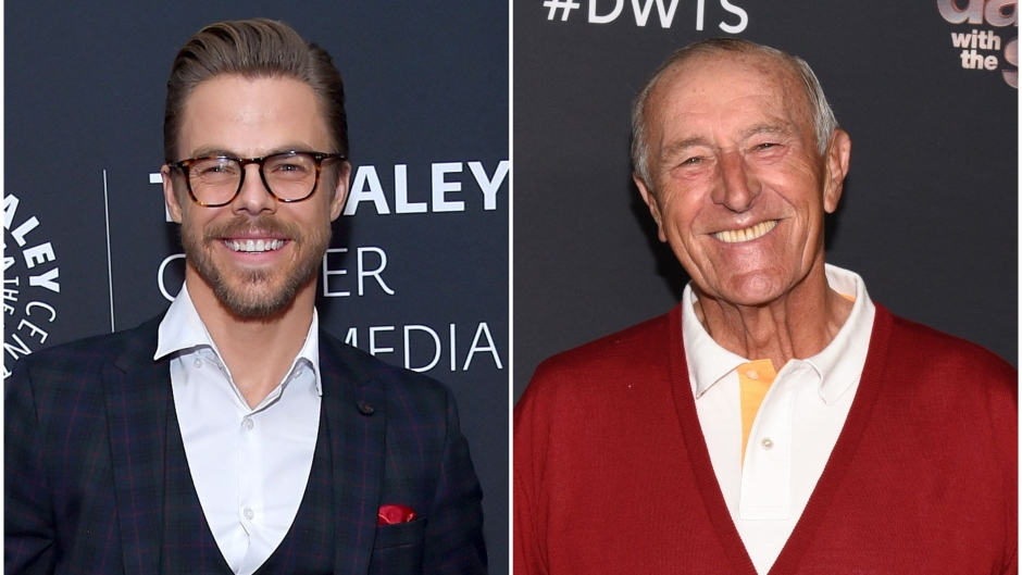 Who Are the Judges on 'DWTS'_ Len Goodman Replaced by Derek Hough