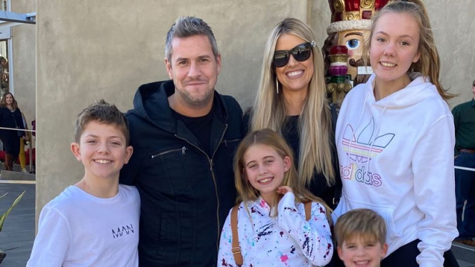 Ant Anstead's Teen Daughter Amelie Supports Him Amid Split From Christina