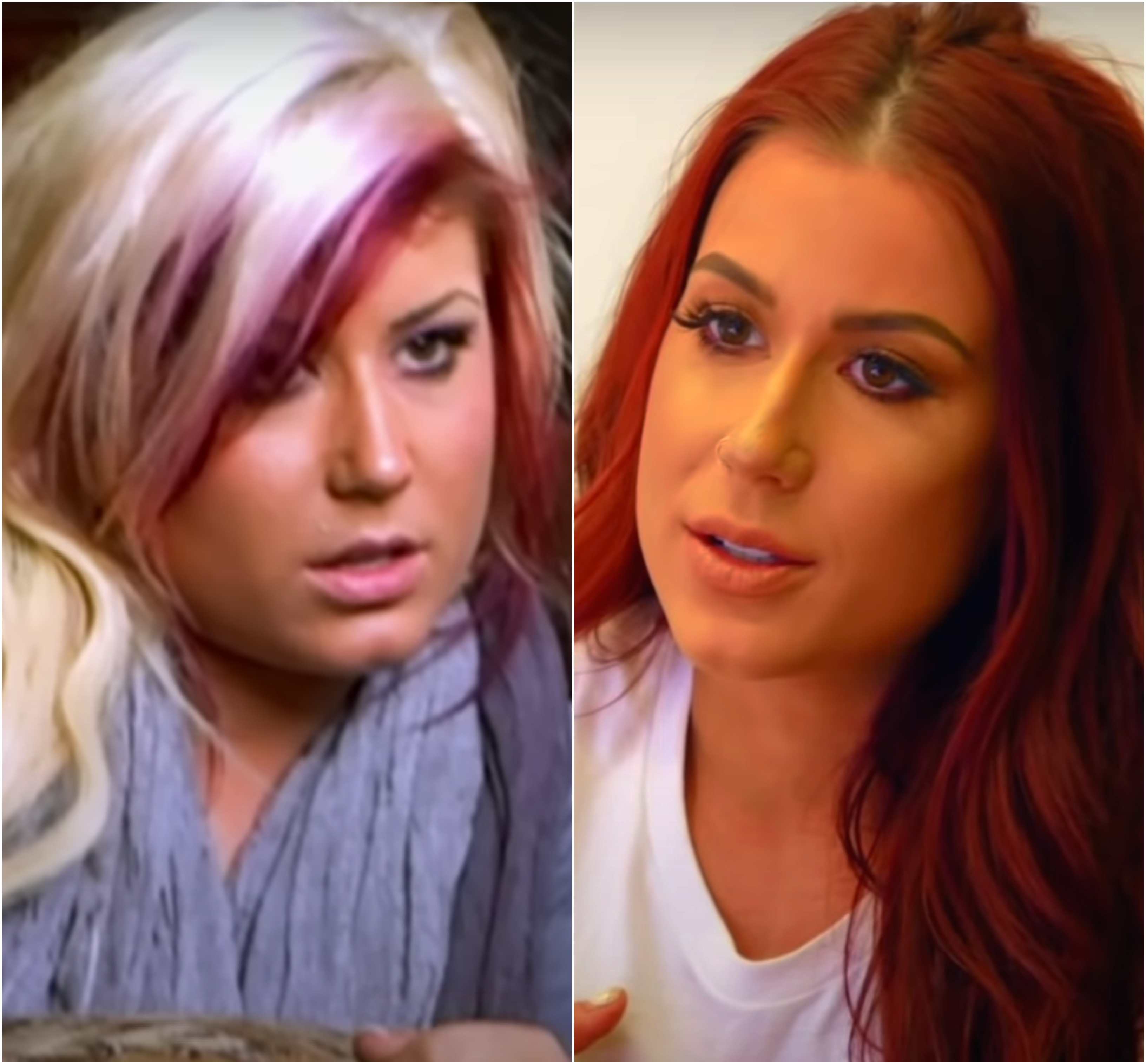 Chelsea Houska From Teen Mom 2 Then Vs Now See Photos