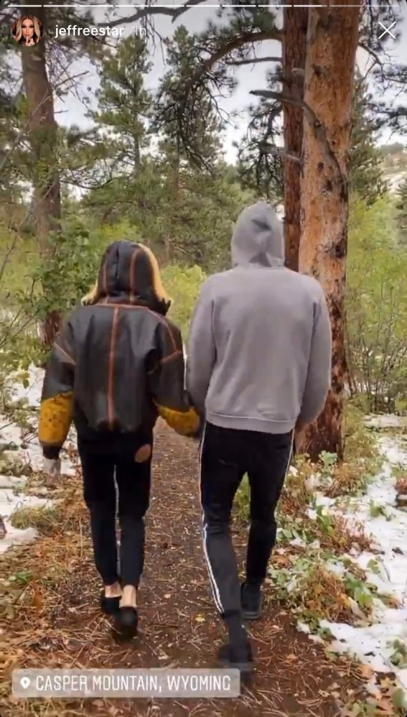 jeffree-star-andre-marhold-nature-walk-date