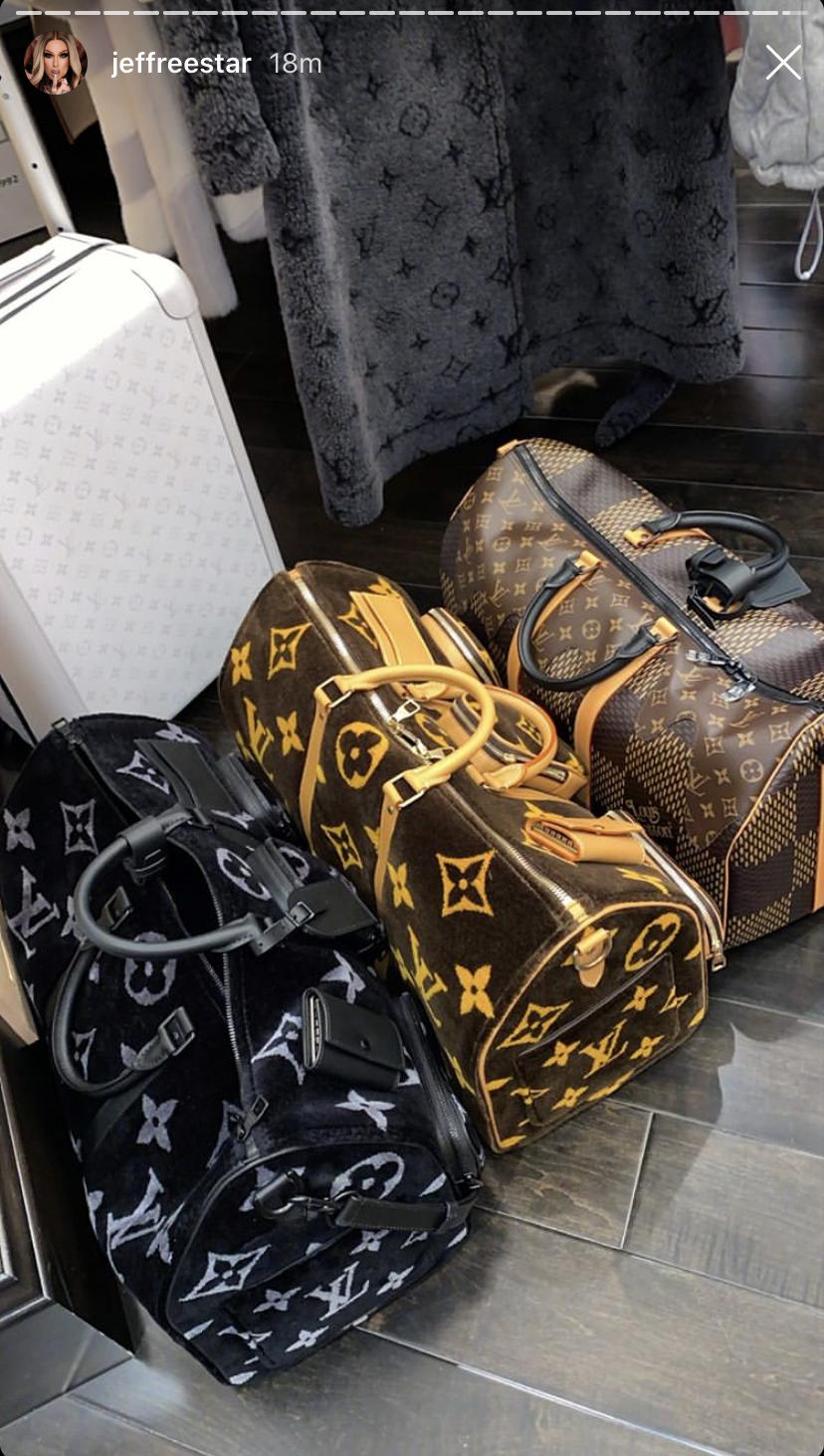 Jeffree Star Closet Tour See The Youtuber S Designer Pieces