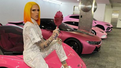 Jeffree Star Car Collection: Photos of YouTubers McLaren and More