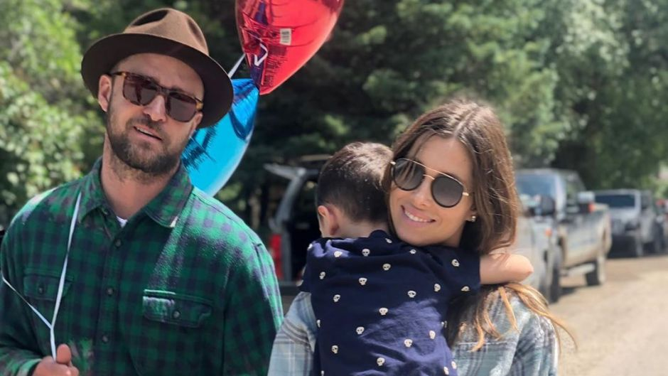 Justin Timberlake and Jessica Biel's Son Silas 'Adores' New Baby