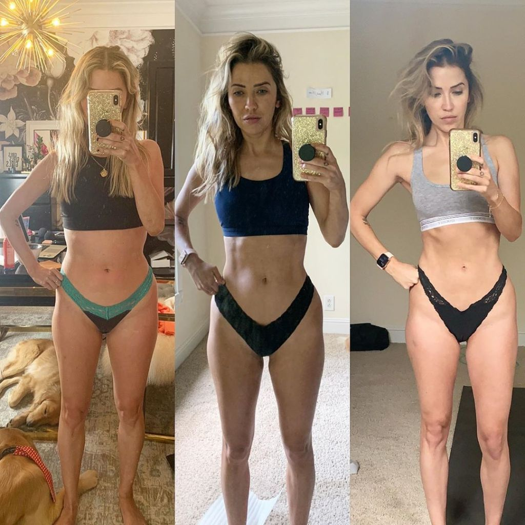 Kaitlyn Bristowe Transformation Fit for Dancing With the Stars