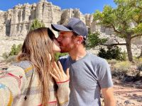 Lily Collins and Charlie McDowell Engaged