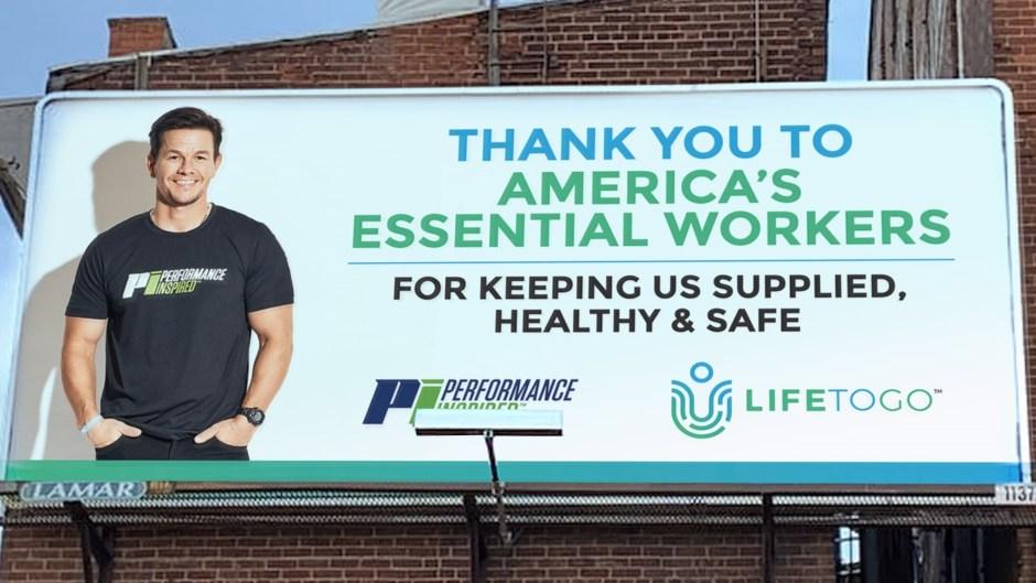 mark wahlberg accelerate 360 billboard