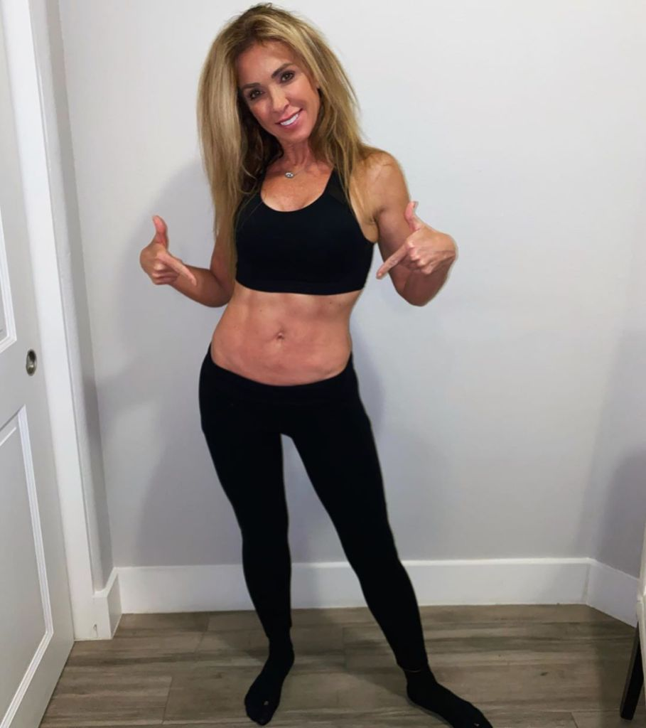 'Cheer' Coach Monica Aldama Shows Abs at 50 Before 'DWTS'