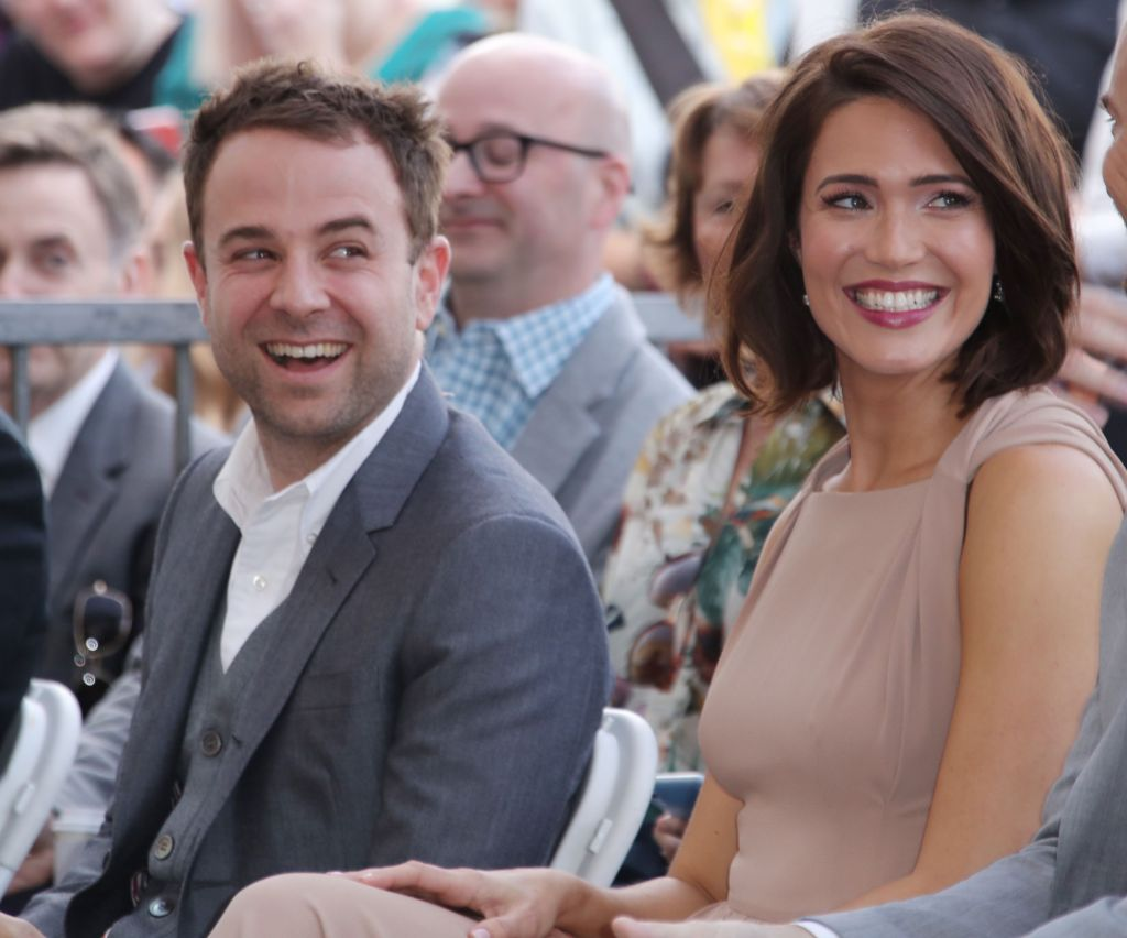 Mandy Moore Pregnant Baby No 1 With Husband Taylor Goldsmith