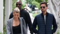 Scott Disick and Sofia Richie out and about, Los Angeles, USA - 15 May 2019