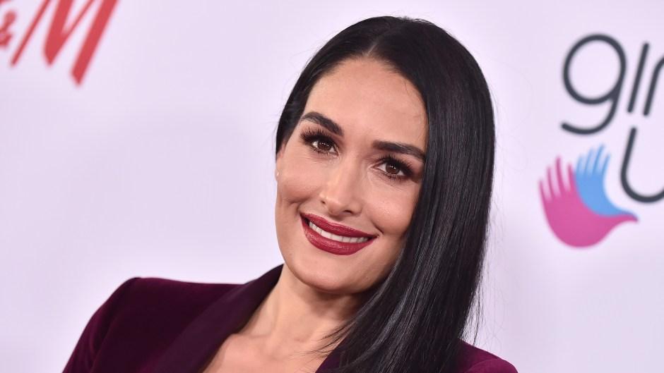Nikki Bella Talks Postpartum Depression After Matteo's Birth