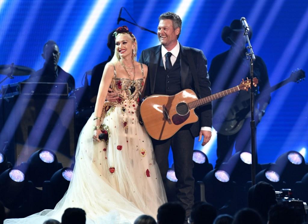 Gwen Stefani Photoshops Blake Shelton Into Gavin Rossdale Photo