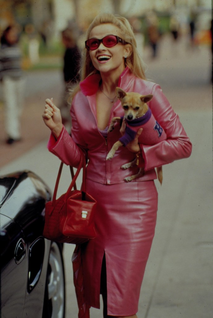 Reese Witherspoon Legally Blonde Closet The Home Edit