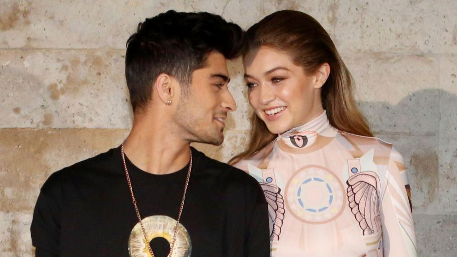Gigi Hadid Says She's 'So in Love' With Baby Girl After Birth With Zayn Malik