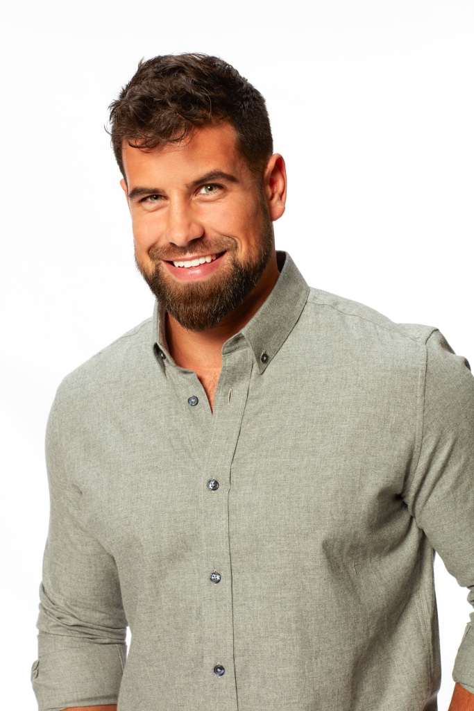 Who Is BLAKE MOYNES on The Bachelorette