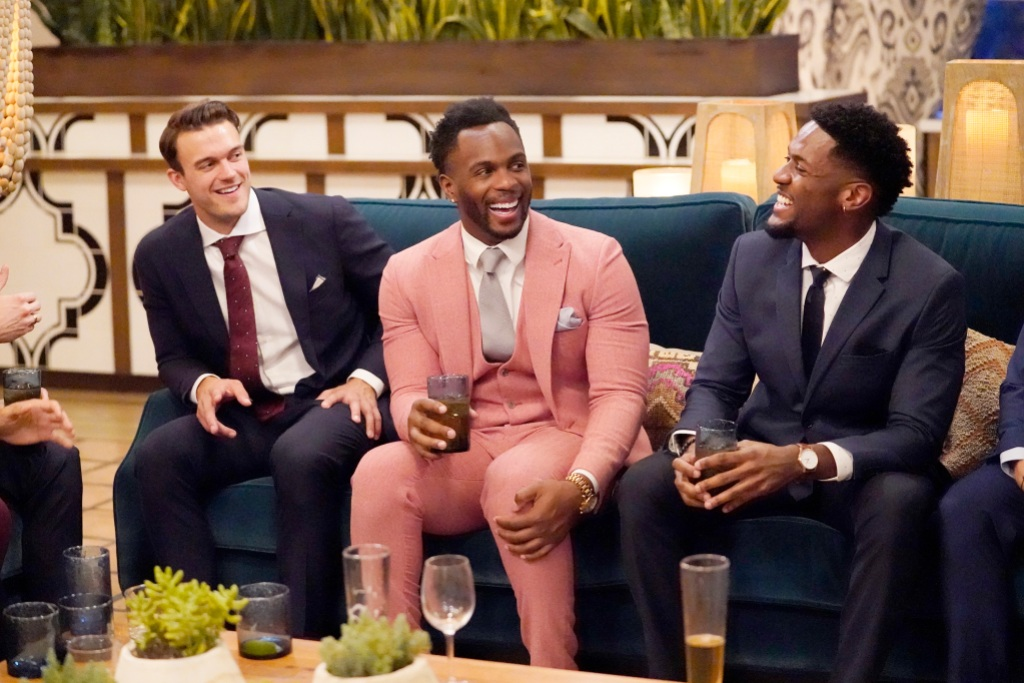 Who Is Eazy on The Bachelorette? Laughing With Ben and DEMAR on Clare Crawley's Season