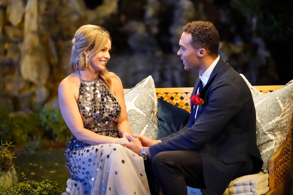 Dale Moss Says 'There's a Lot to Be Told' After 'Bachelorette'
