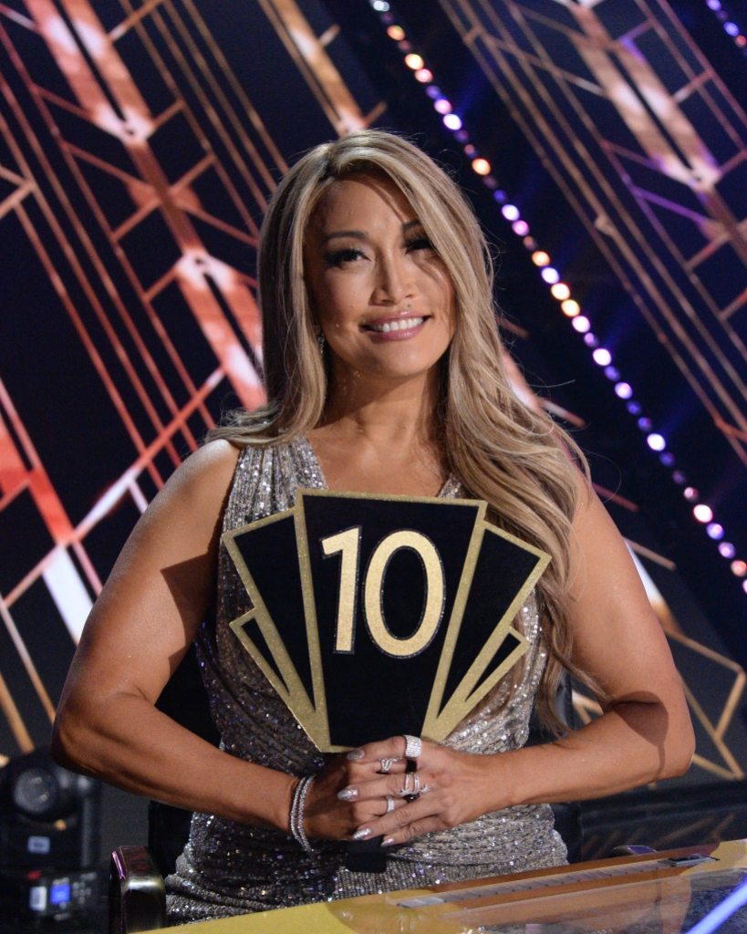 What Is the 'Dancing With the Stars' Lift Rule? Judge Explains CARRIE ANN INABA