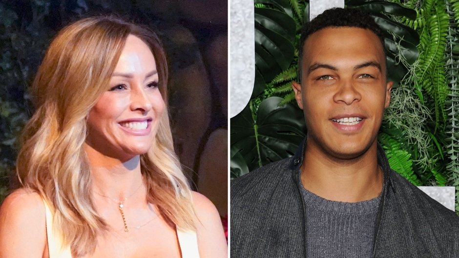 Bachelorette Clare Crawley Seemingly Wears Engagement Ring