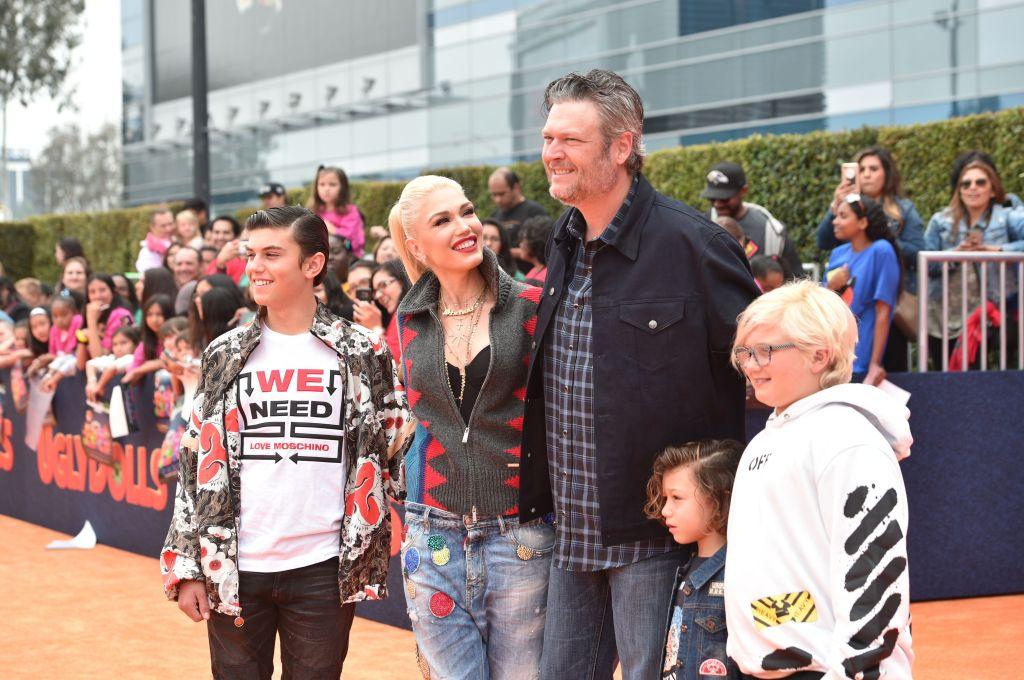 Blake Shelton Relationship With Gwen Stefani's Kids