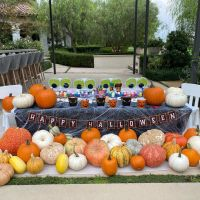 Celebrity Halloween Decorations