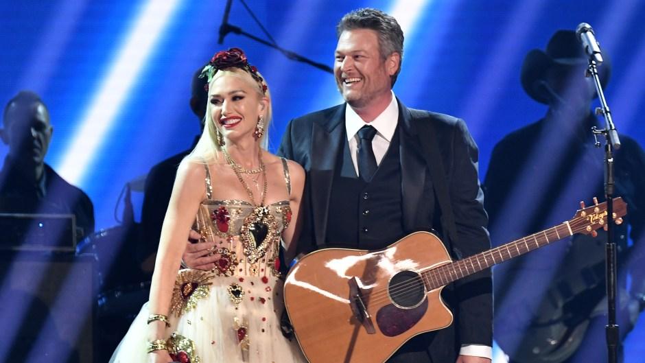 Gwen Stefani Blake Shelton Engaged