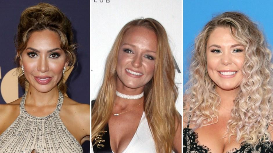 Top Earning 'Teen Mom' Stars: Net Worth of Farrah, Maci and More
