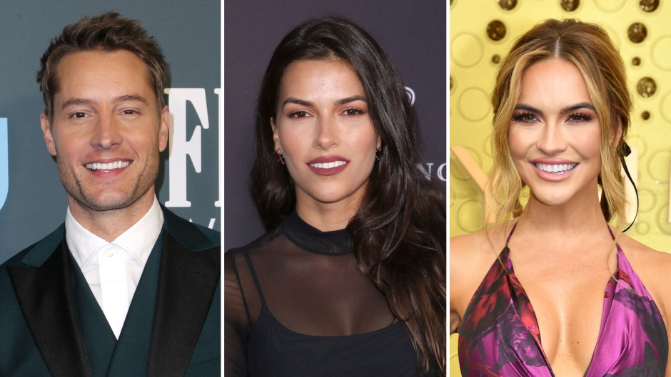 Justin Hartley's Girlfriend Is Sofia Pernas After Chrishell Stause