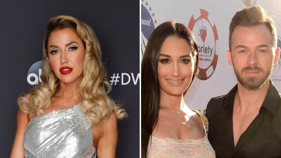Kaitlyn Bristowe Gushes Over Nikki Bella and Artem's Relationship