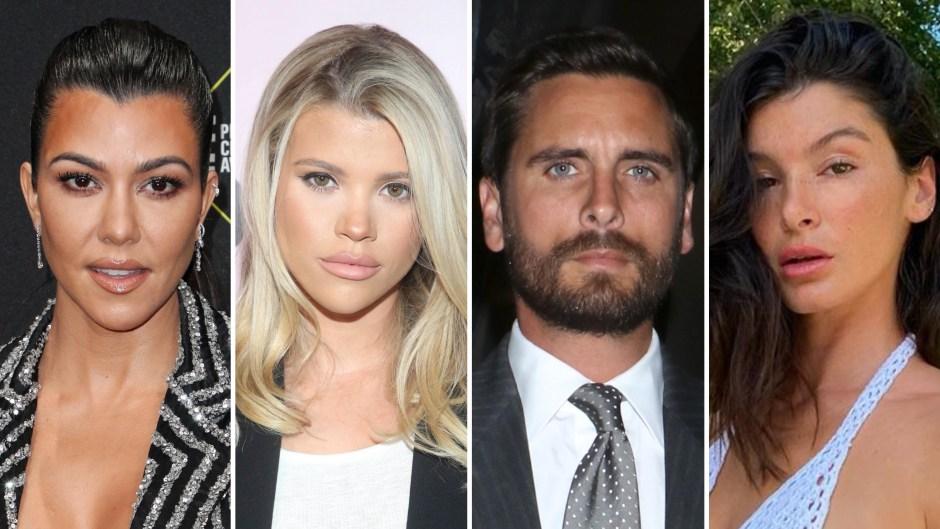 Kourtney Kardashian 'Feels' for Sofia After Scott Disick Split