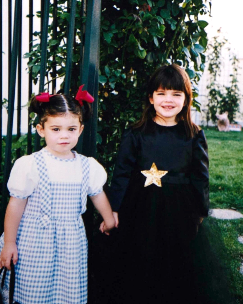 Kylie Jenner Posts the Sweetest Halloween Throwbacks With Her Big Sister Kendall: 'Almost That Time'