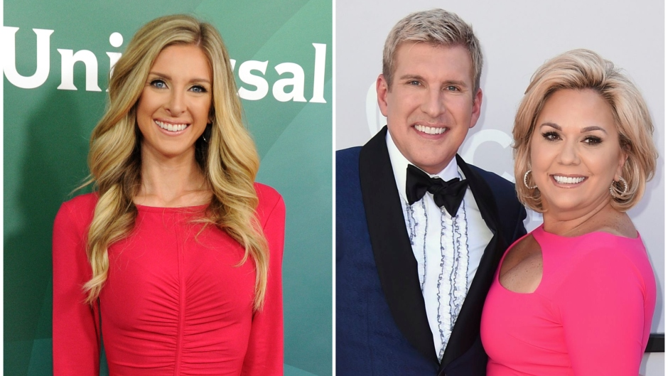 Lindsie Chrisley Slams Todd and Julie for Daughter's Day Snub