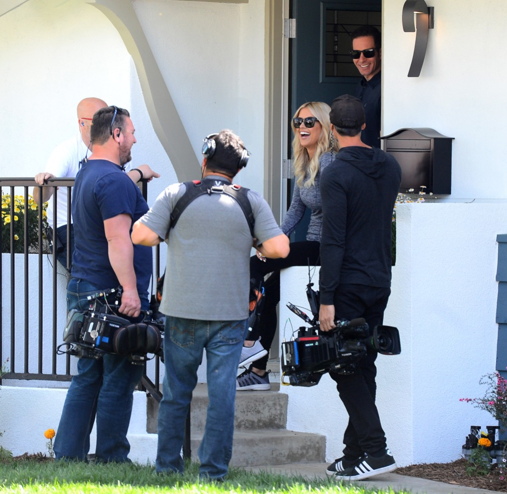 Christina Anstead Reflects on Flip or Flop With Ex Husband Tarek El Moussa