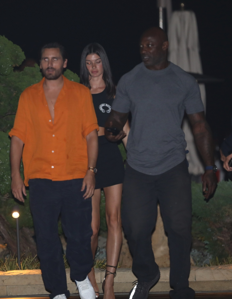 Kourtney Kardashian 'Feels' for Sofia Richie After Scott Disick's Date Night With Bella Banos