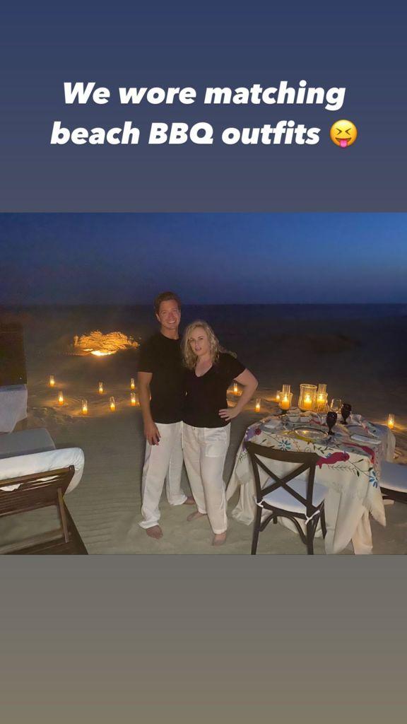 Rebel Wilson and Boyfriend Jacob Busch Enjoy Romantic Date Night During Mexican Getaway