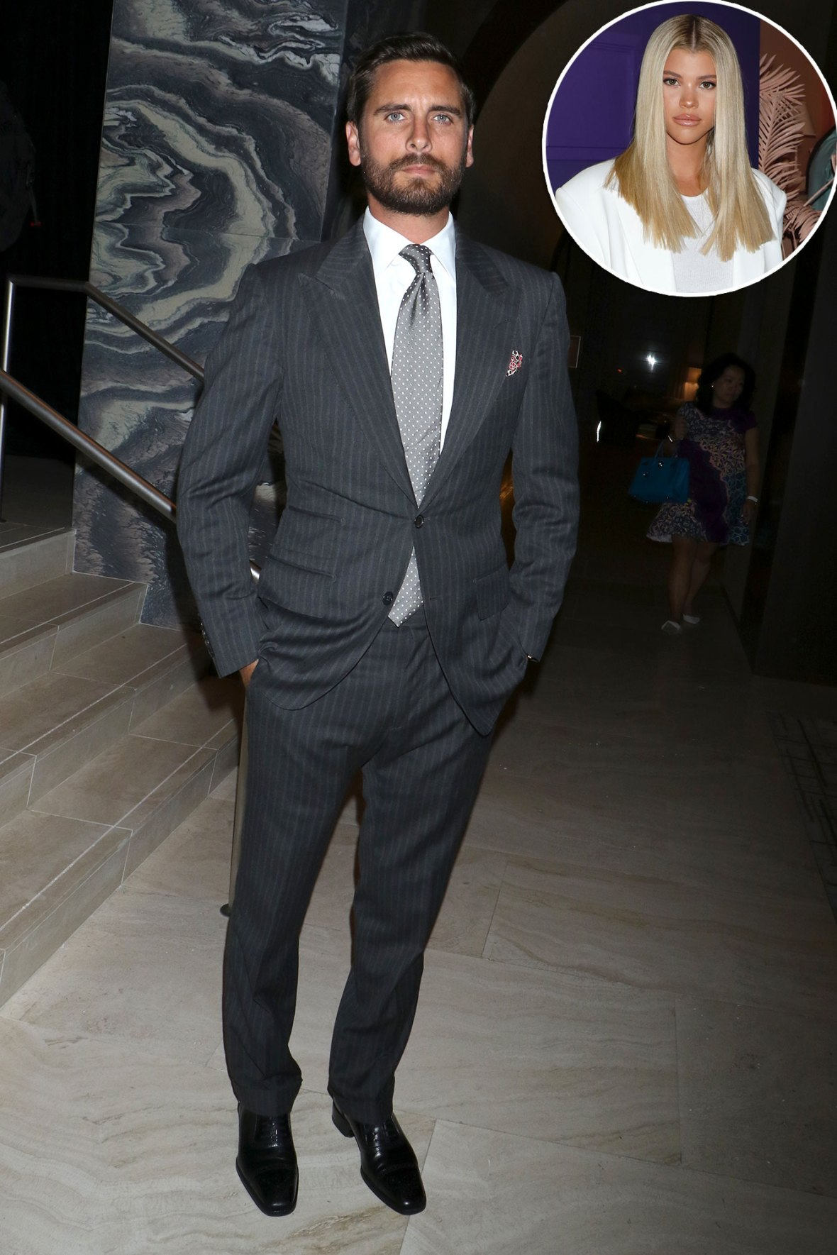Scott Disick Enjoys Date Night With Blonde Model After Sofia Richie Breakup