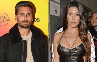 Scott Disick Says He and Kourtney Kardashian Are 'in a Great Place,' They 'Hang Out' for Their Kids