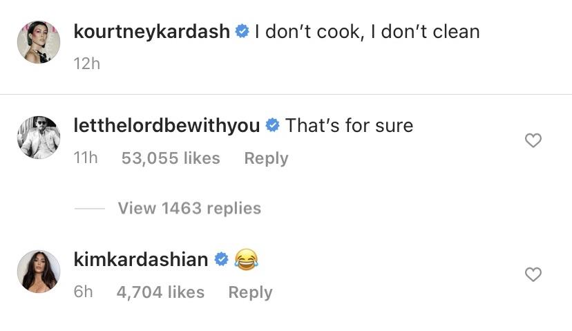 Scott Disick Flirts With Kourtney Kardashian Amid Sofia Richie's New Fling