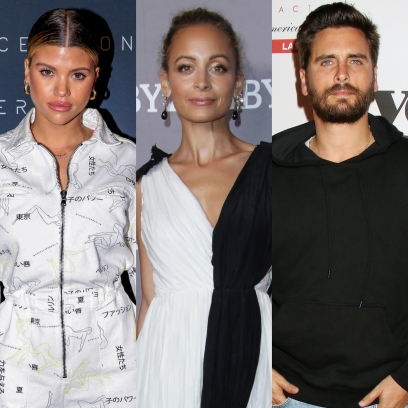 Sofia Richie Is 'Leaning On' Sister Nicole Amid Ex Scott Disick's Rumored Romance With Bella Banos